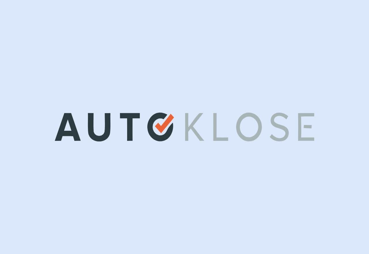 AutoKlose Lifetime Deal 1
