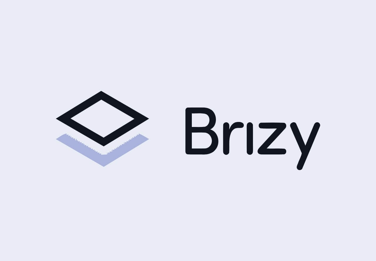 Brizy WordPress page builder logo