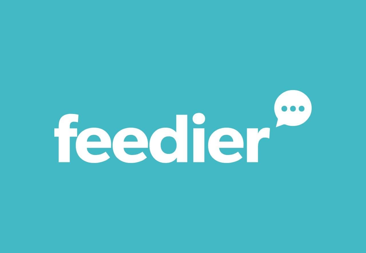Feedier lifetime deal app logo