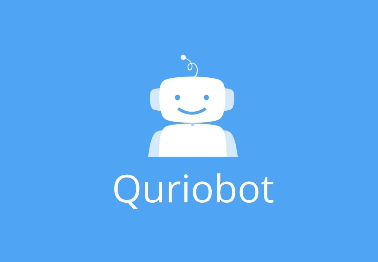 Quriobot lifteime deal logo Stackocial