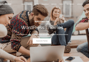 Visualmodo wordpress themes lifetime subscription