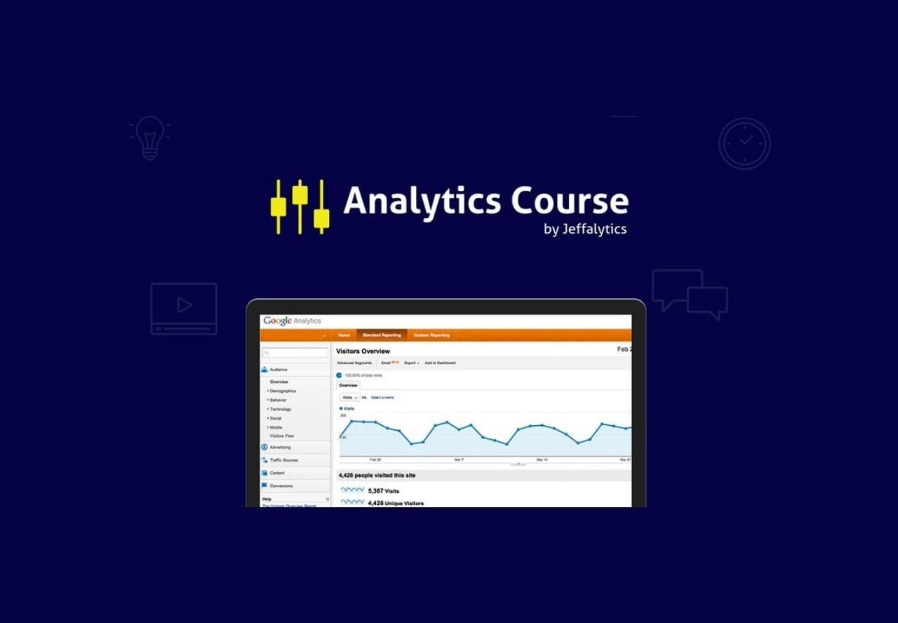 Analytics course by Jeffalytics lifetime deal on appsumo