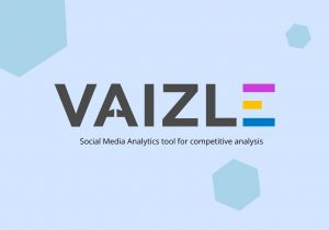 Vaizle social media competitor research software app lifetime deal