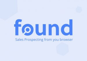 Found.ly lifetime deal-Sales Prospecting software