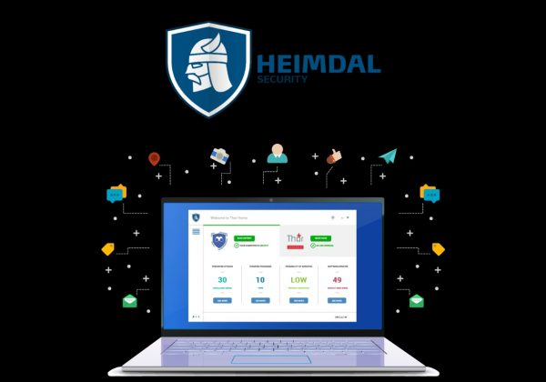 Heimdal Thor foresight lifetime deal Proactive security against malware