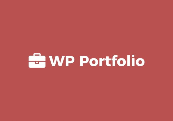 WP portfolio WordPress plugin