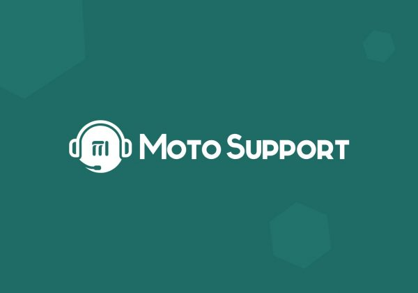 Moto Support Customer support solution