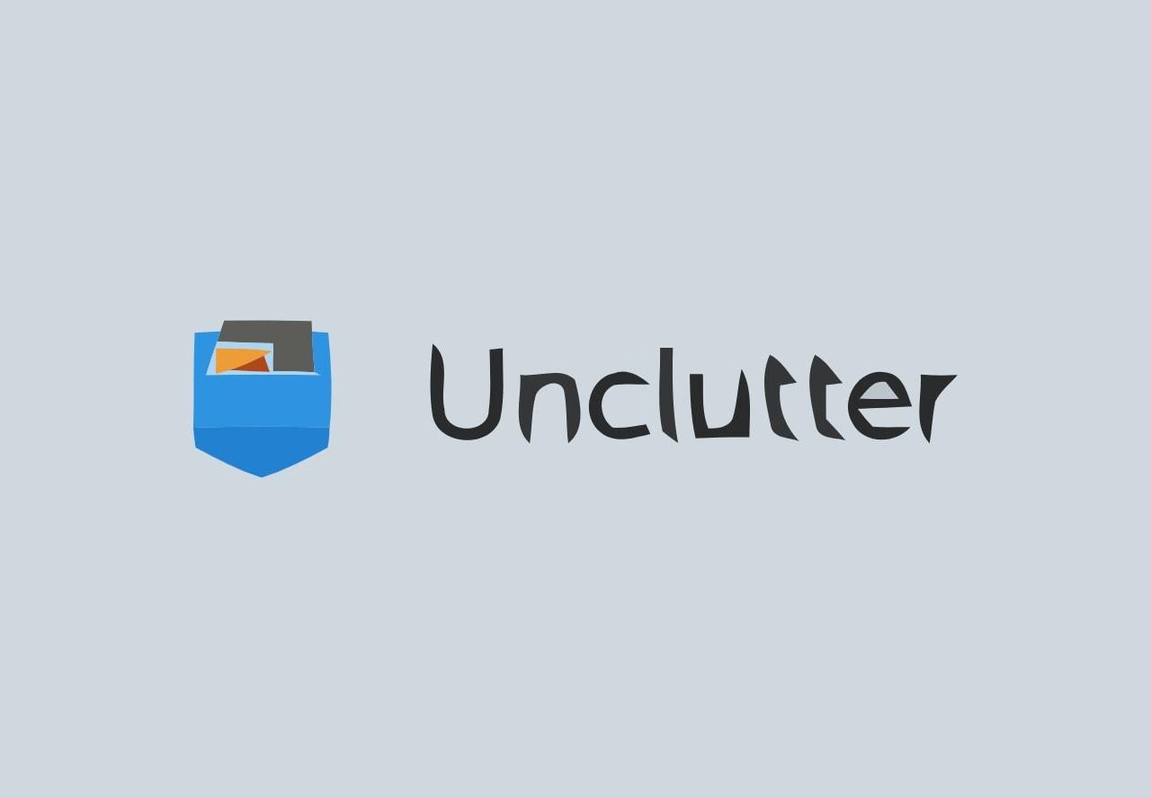 unclutter mac
