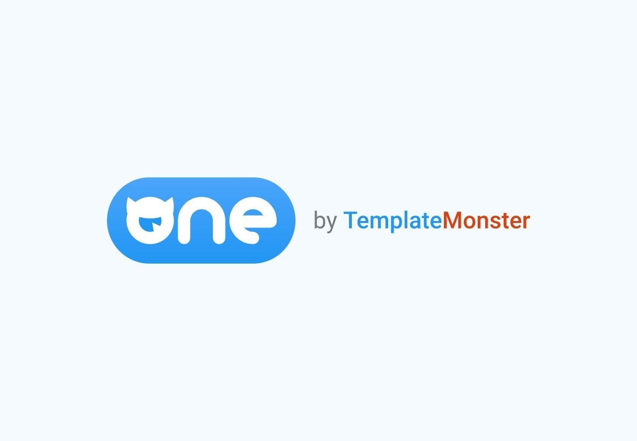 one by template monster digital assets for website builders