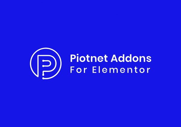 Piotnet addon for elementor